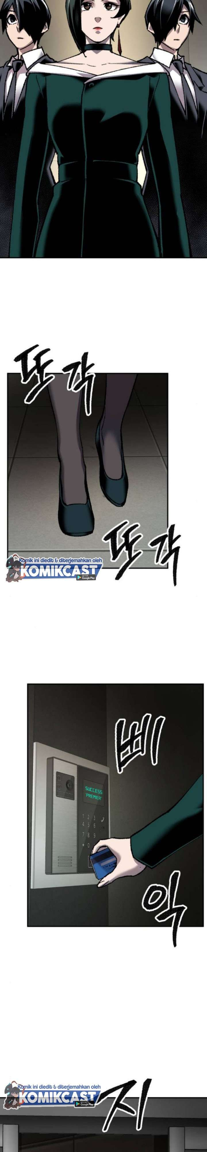 Limit Breaker Chapter 28.1 Bahasa Indonesia page 15
