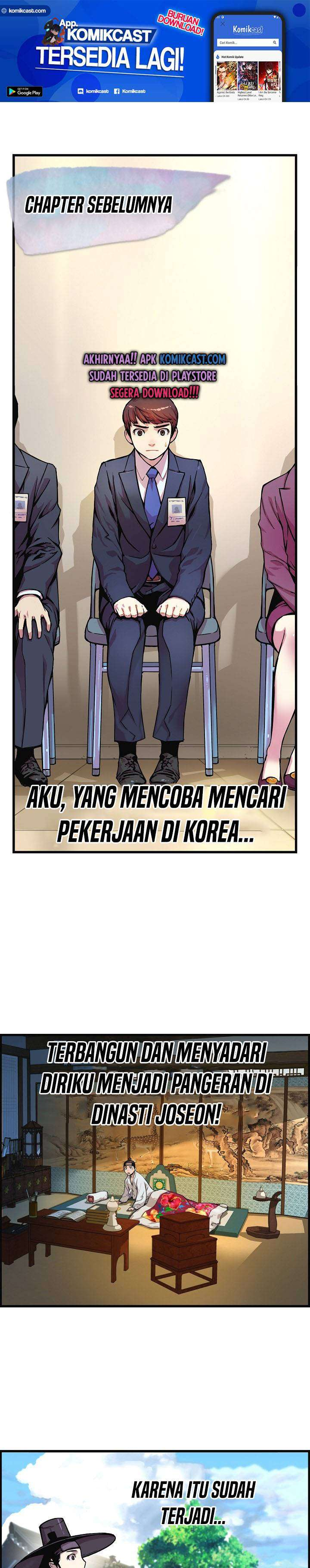 I Shall Live As a Prince Chapter 02 Bahasa Indonesia page 3