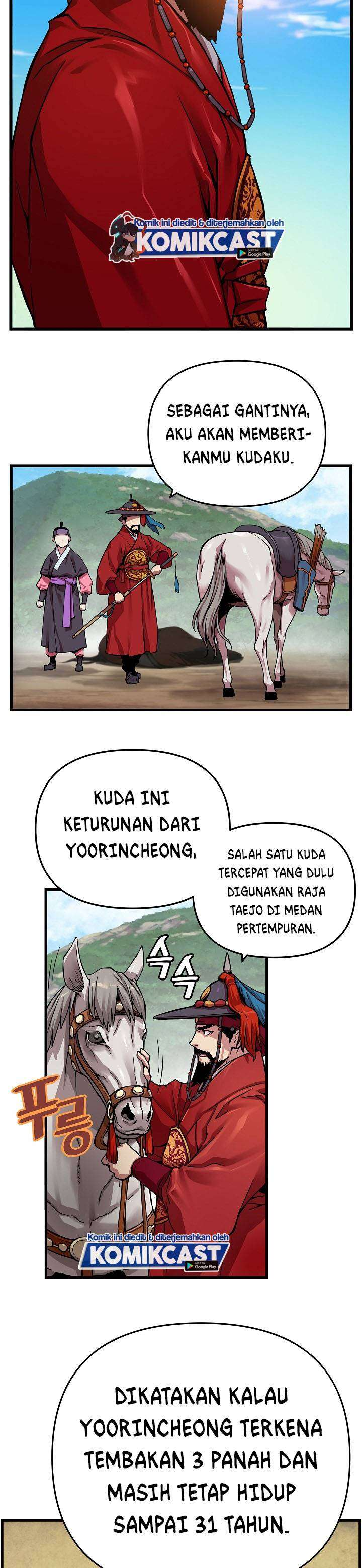 I Shall Live As a Prince Chapter 02 Bahasa Indonesia page 37