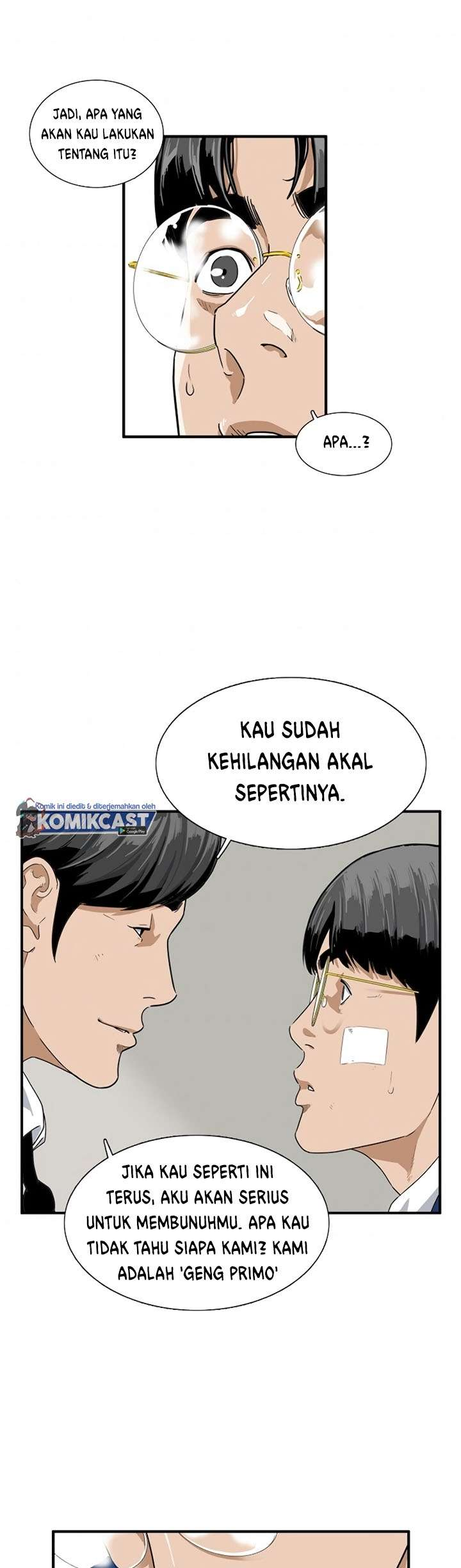 This is the Law Chapter 02 Bahasa Indonesia page 61