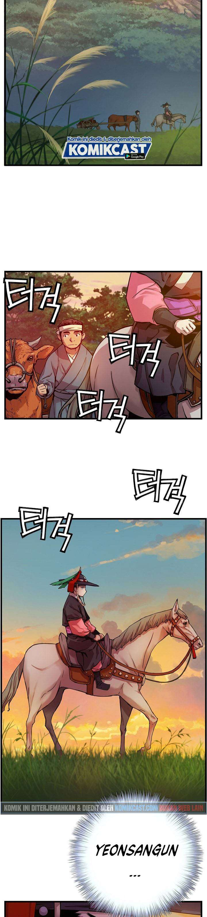 I Shall Live As a Prince Chapter 02 Bahasa Indonesia page 43