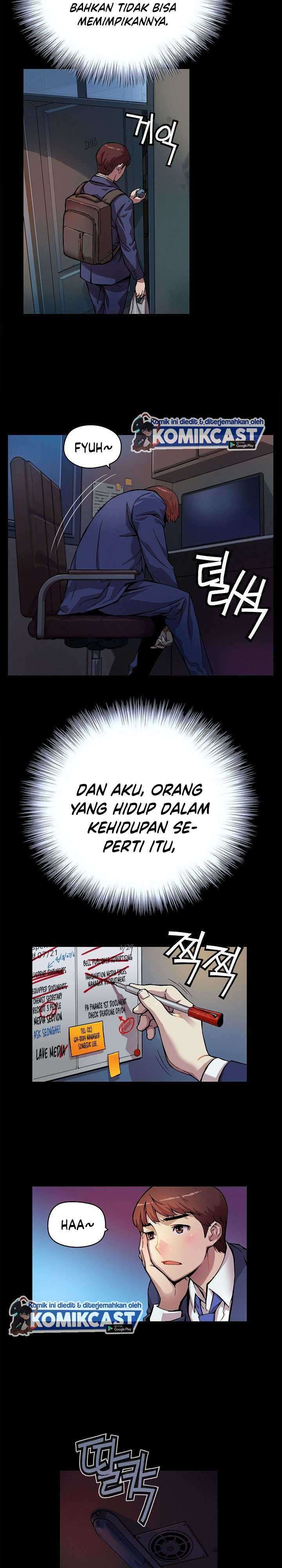I Shall Live As a Prince Chapter 01 Bahasa Indonesia page 9