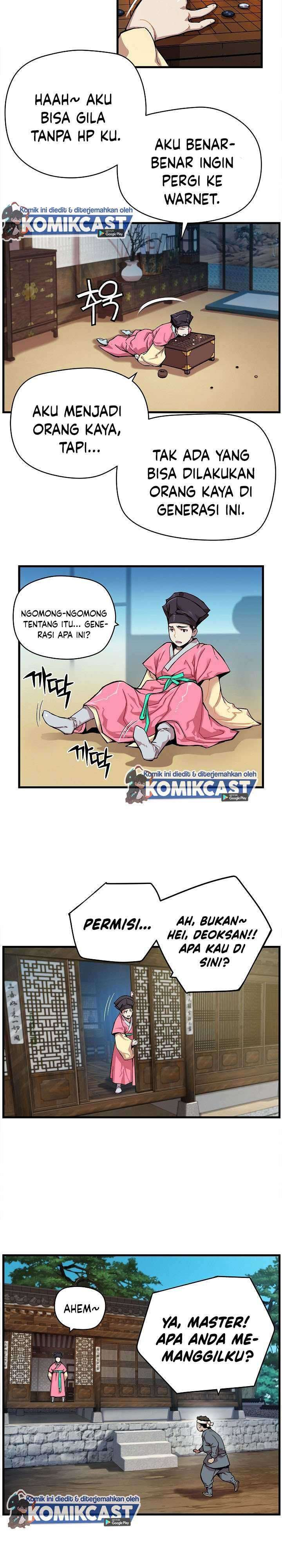 I Shall Live As a Prince Chapter 01 Bahasa Indonesia page 33