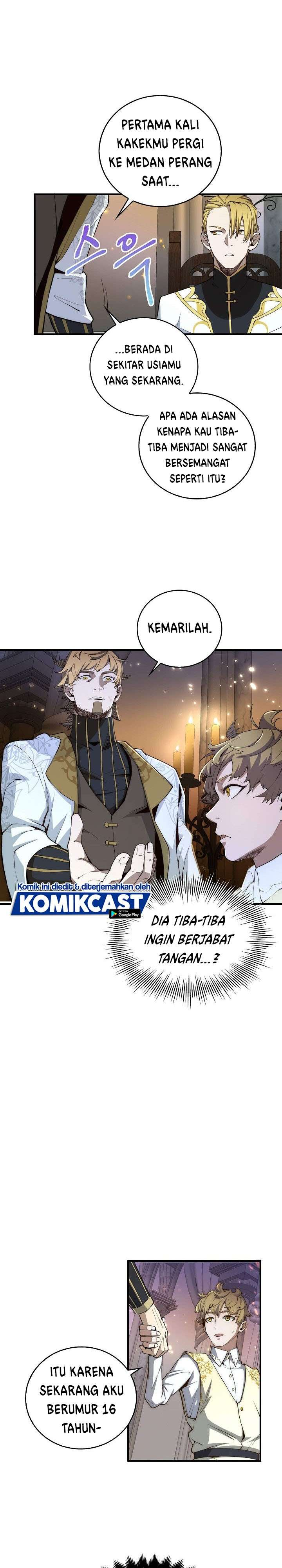 The Lord's Coins Aren't Decreasing?! Chapter 04 Bahasa Indonesia page 21