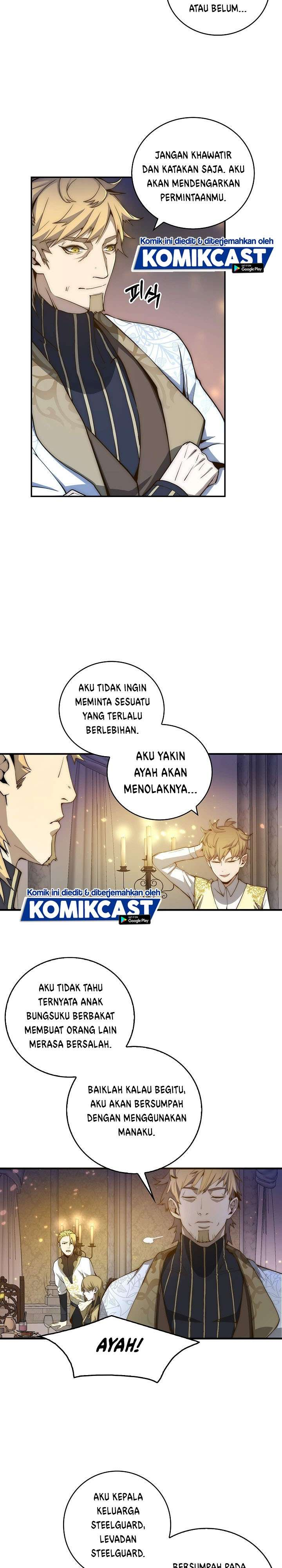 The Lord's Coins Aren't Decreasing?! Chapter 04 Bahasa Indonesia page 29