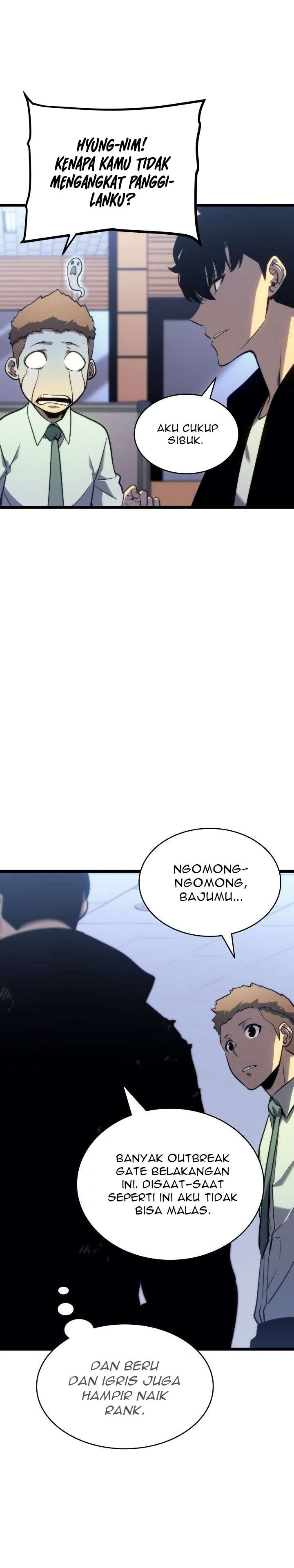 Solo Leveling Chapter 153 Bahasa Indonesia page 25