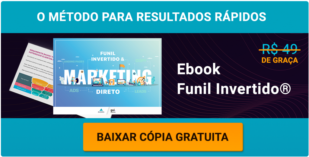 Ebook Funil Invertido