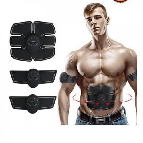 3 In 1 Ems 6 Pack Mobile Gym Fit 4