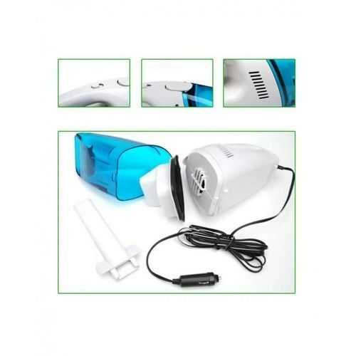 As Seen On Tv Portable Car Vacuum Cleaner - 12V 1