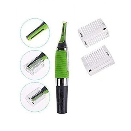 As Seen On Tv Switchblade Hair Trimmer - Black /Green 1