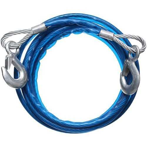 Car Rope Tow - Blue