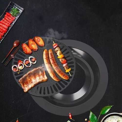 Chefmaster Barbecue Stove Top Grill 3