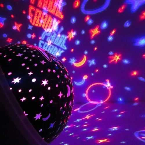 Dream Rotating Projection Lamp 4