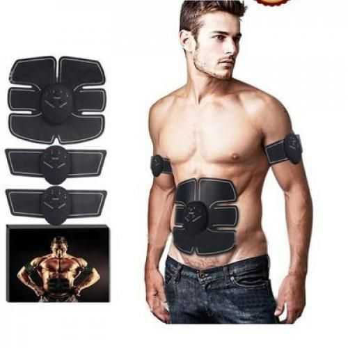 Ems 6 Pack Mobile Gym Fit Boot Toning Smart Fitness 3
