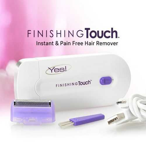 Finishing Touch Hair Remover Shaver 2