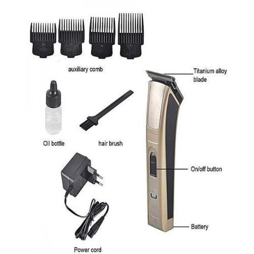 Kemei Km-5017 Rechargeable Hair Trimmer 1