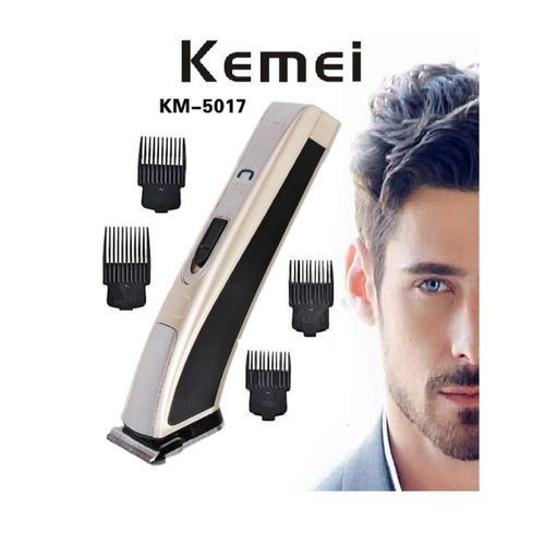 Kemei Km-5017 Rechargeable Hair Trimmer