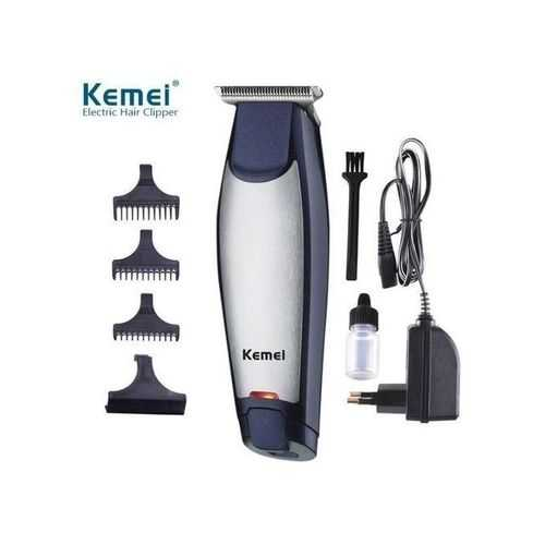Kemei Km 5021 Wet And Dry Hair Trimmer - For Men