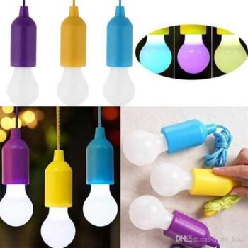LED Bulb With Long Cord