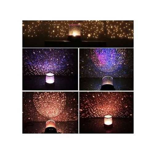 Led Starry Night Sky Projector Lamp 2