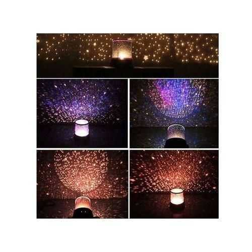 Led Starry Night Sky Projector Lamp 4