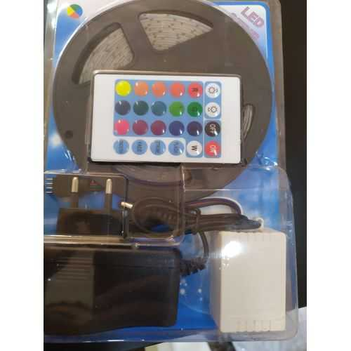 Led Strip With Remote Control - 5 M - 12V - 6A 2