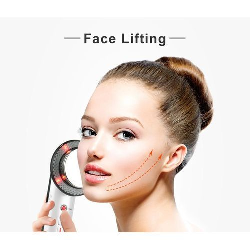 Machine Slimming Beauty Skin Care Massager Facial And Body Ultrasonic - 3 In1 3