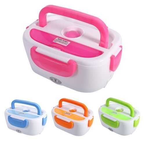 Portable Adapter Electric Lunch Box Heated - 220V 1
