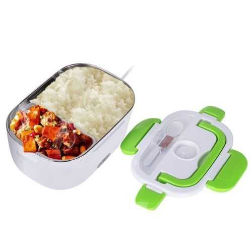 Portable Adapter Electric Lunch Box Heated - 220V 2
