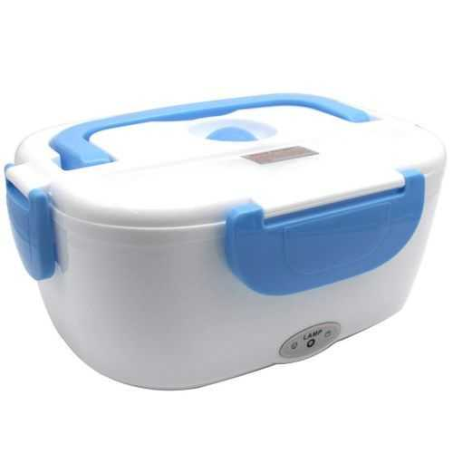 Portable Adapter Electric Lunch Box Heated - 220V