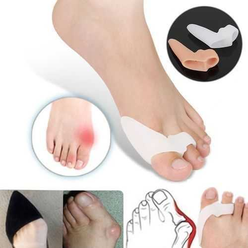 Silicon Toes Pain Reliever - 2 Pcs 3