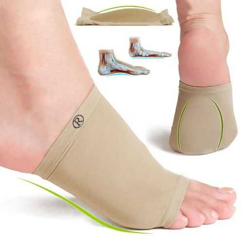 Silicone Feet Support - 1 Piece 1