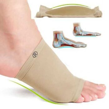 Silicone Feet Support - 1 Piece