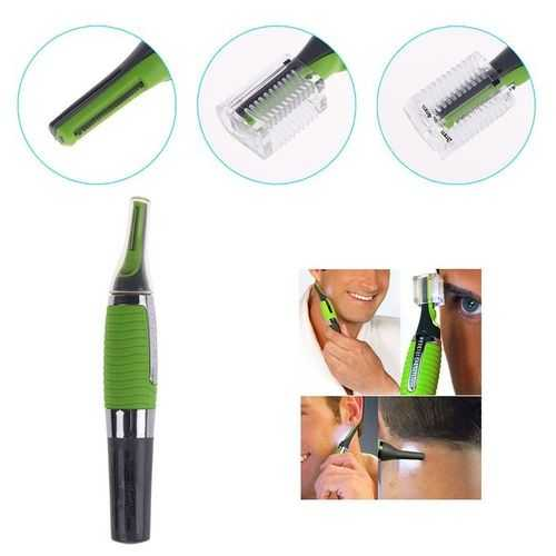 Touch Max Personal Ear Nose Neck Eyebrow Hair Trimmer Remover 2