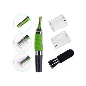 Touch Max Personal Ear Nose Neck Eyebrow Hair Trimmer Remover