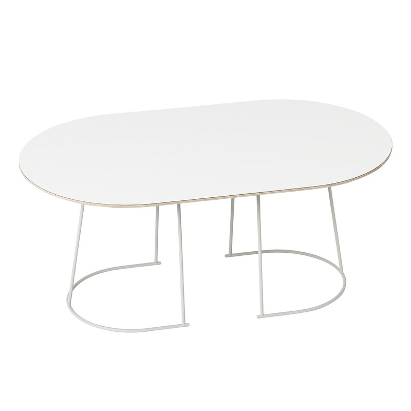 Muuto Airy Coffee Table Medium Off White Finnish Design Shop