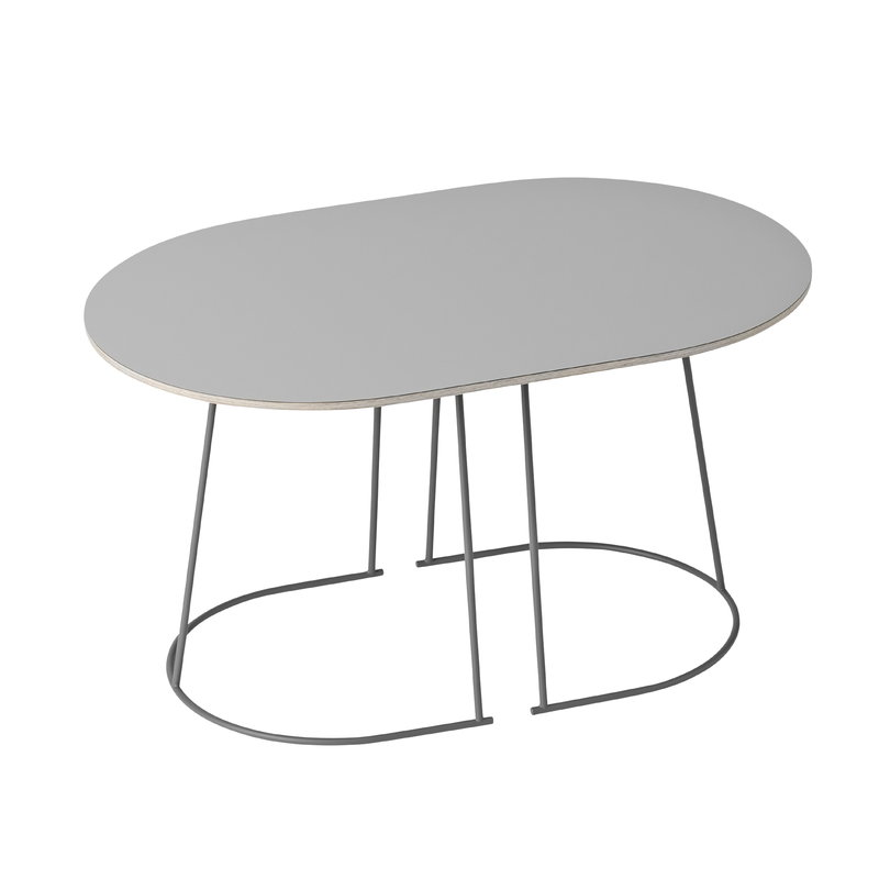 Muuto Airy Coffee Table Small Grey Finnish Design Shop