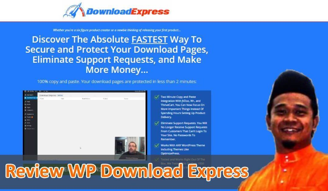 Review WP Download Express