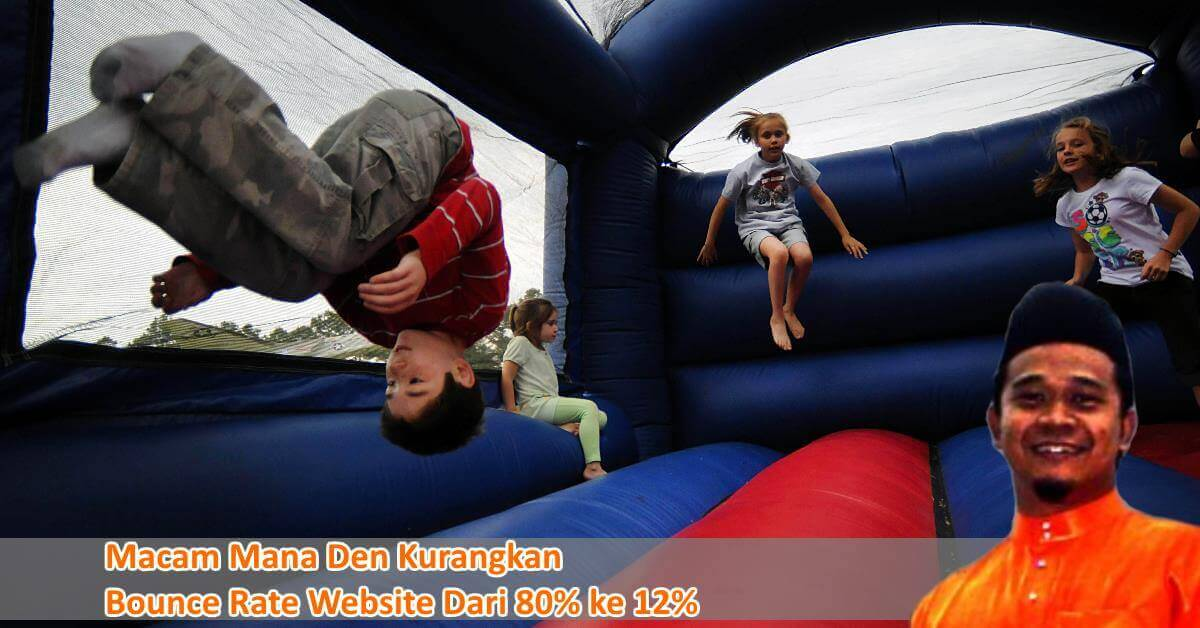 Kurangkan Bounce Rate Website Dengan Plugin WordPress Reduce Bounce Rate