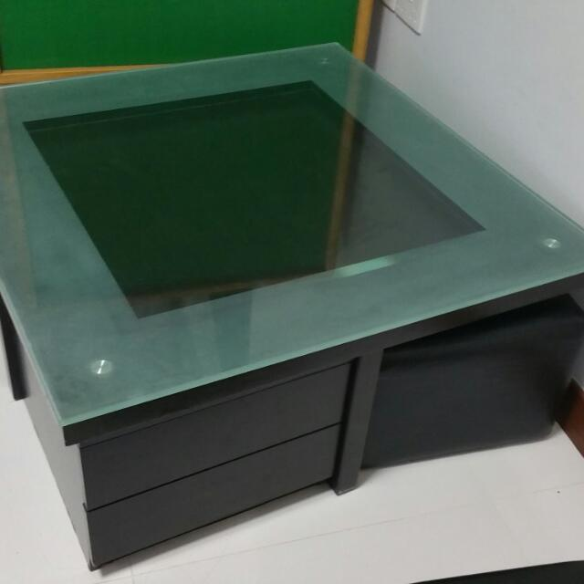 Coffee Table Used Self Collect Furniture On Carousell