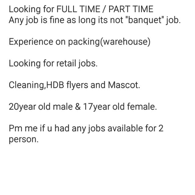 Jobs Available For 17 Year Olds