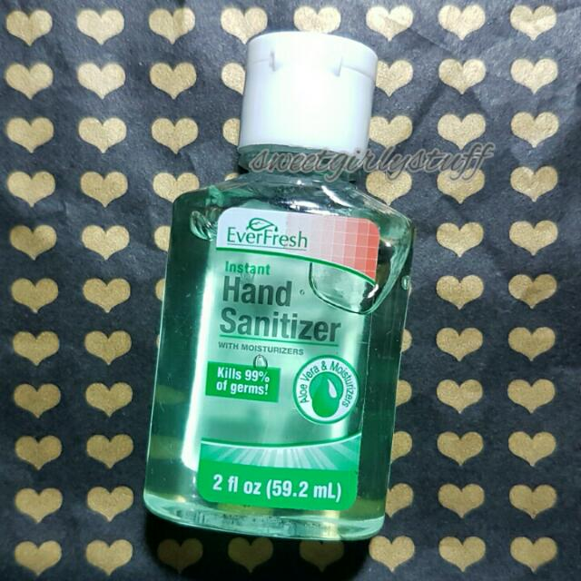 Bn Everfresh Hand Sanitizer Babies Kids Nursing Feeding On