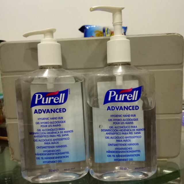 Purely Hygiene Hand Rib Sanitizer Babies Kids On Carousell