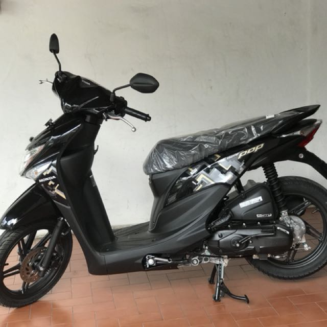Motor Honda Beat Pop Cw Motorbikes On Carousell