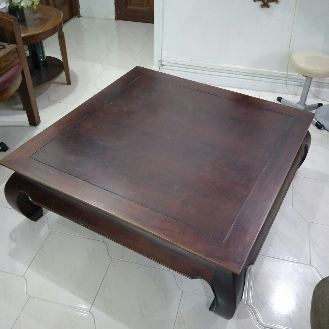 Used Coffee Table Furniture Tables Chairs On Carousell