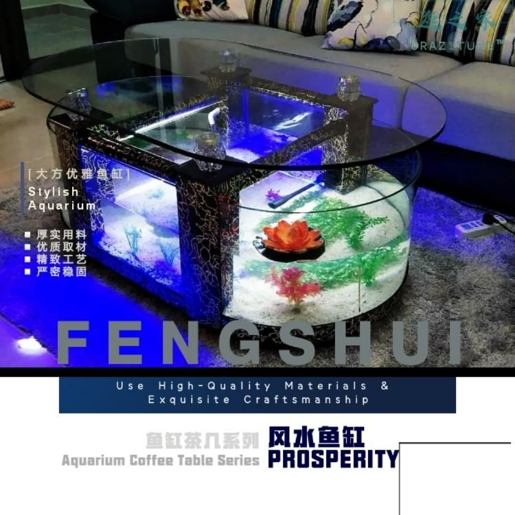 New Aquarium Coffee Table Furniture Tables Chairs On Carousell