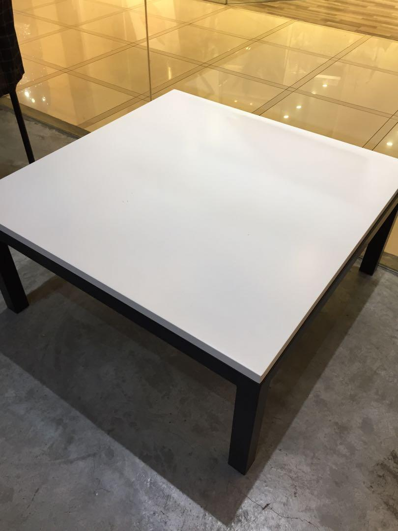 Crate Barrel Coffee Table For Sale On Carousell