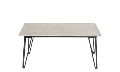Coffee Table Concrete By Bloomingville Grey Made In Design Uk