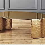 Paloma Brass Bar Cart 449 The Cb2 Pieces You Need To Snag For