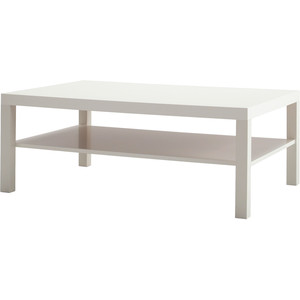 Ikea White Glass Coffee Table Shape Ensures That This Piece Will Make A Statement Is Usually In Small Size With Variation On The Design And Als (Gallery 7 of 10)